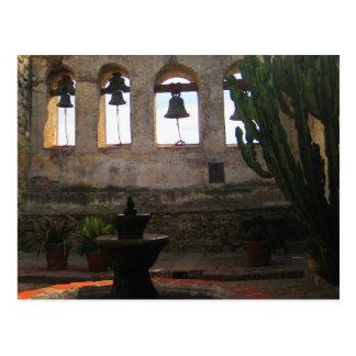 Las Belces de la postal de San Juan Capistrano