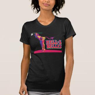 las bellezas 2 del infierno camiseta