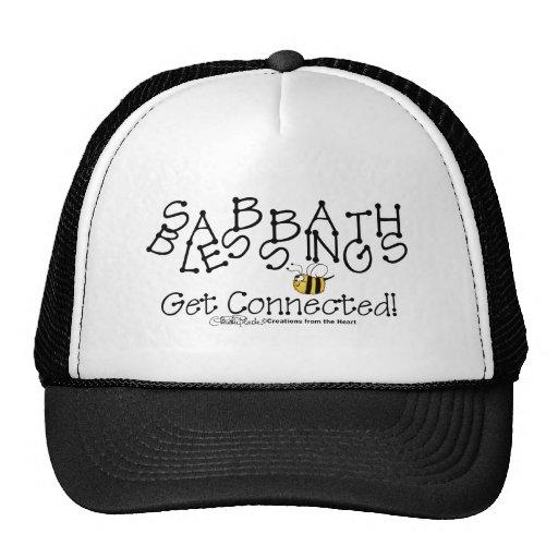Las bendiciones del Sabat consiguen conectadas Gorro