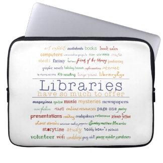 Las bibliotecas - cambie el color manga portátil