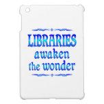 Las bibliotecas despiertan