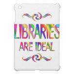 Las bibliotecas son ideales