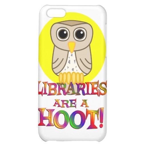 Las bibliotecas son un pitido
