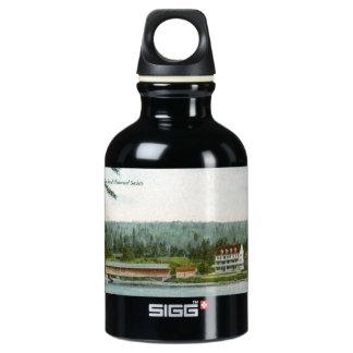 Las bifurcaciones botella de agua