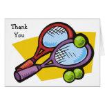Las bolas de las estafas de tenis le agradecen las felicitaciones
