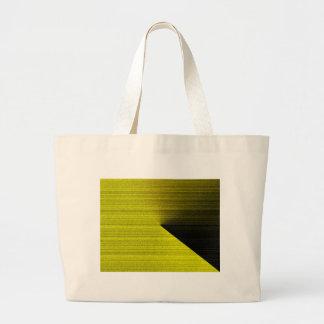 Las bolsas de asas amarillas