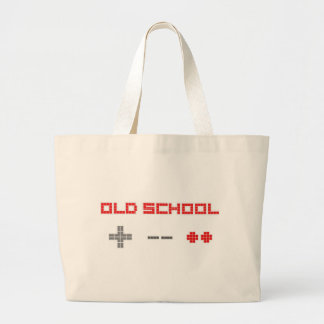 Las bolsas de asas de la escuela vieja