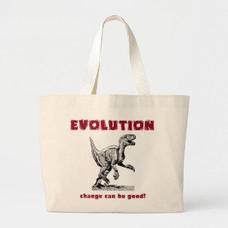 Las bolsas de asas del humor del dinosaurio de la
