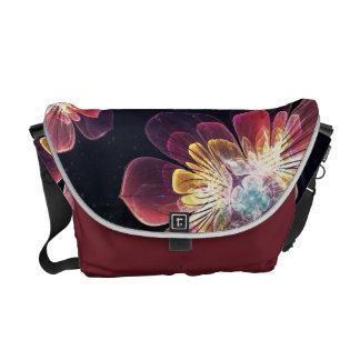Las bolsas de mensajero de encargo del carrito de bolsas messenger