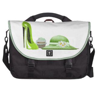 Las bolsas de mensajero del arte de la magdalena bolsas para portátil