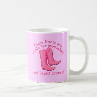 Las botas se hacen para pisar fuerte hacia fuera c taza