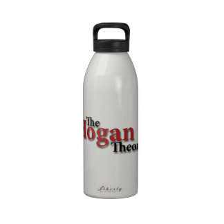 Las botellas de agua de la libertad de la teoría d botellas de agua reutilizables