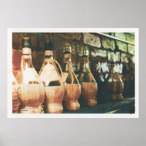 Las botellas de Rocky Posters