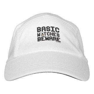 Las brujas básicas se guardan gorras de alto rendimiento