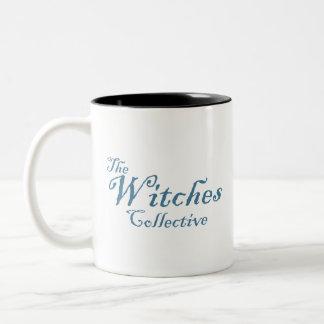 Las brujas colectivas tazas