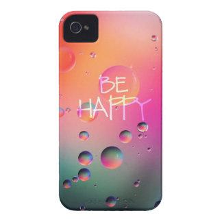 las burbujas coloridas del caso de iphone4 4s sean iPhone 4 fundas