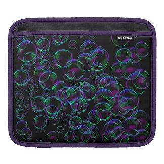 Las burbujas de Hella - escoja sus colores Fundas Para iPads