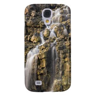 Las caídas de Brine de la roca volcánica caen Funda Para Galaxy S4