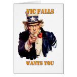 Las caídas de Vic le quieren Tarjeta