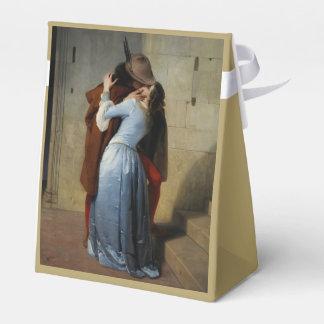 Las cajas de encargo del favor del texto del caja para regalo de boda