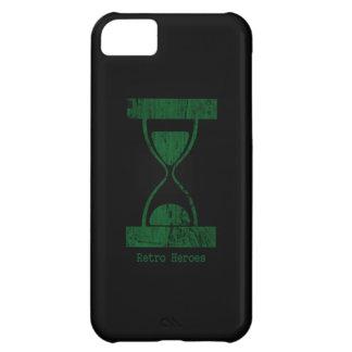 Las cajas verdes de iPod 4 del reloj de arena