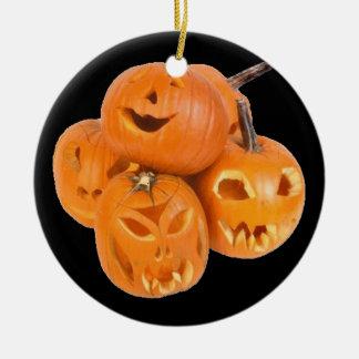 Las calabazas de Halloween -