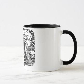 """""""Las Calaveras"""" Mug by 10DL"""
