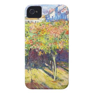 Las cales en Poissy Claude Monet se refrescan, Carcasa Para iPhone 4 De Case-Mate