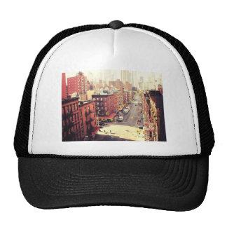 Las calles abajo gorra