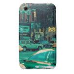 Las calles de la ciudad en 3G iPhone 3 Case-Mate Funda