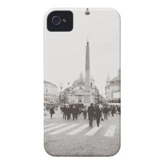 Las calles del caso del iPhone 4 de Roma Case-Mate iPhone 4 Carcasas