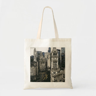 Las calles que apresuran de New York City Bolsa