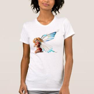 Las camisetas de las mujeres de hadas de Adora Remera