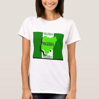 Las camisetas de las mujeres de la bandera de