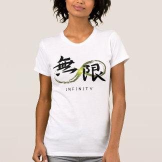 Las camisetas de las mujeres del infinito Mugen