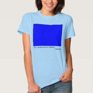 Las camisetas de las mujeres poleras