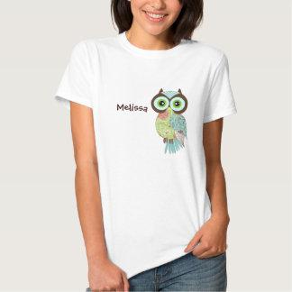 Las camisetas de las nuevas mujeres enrrolladas de playera