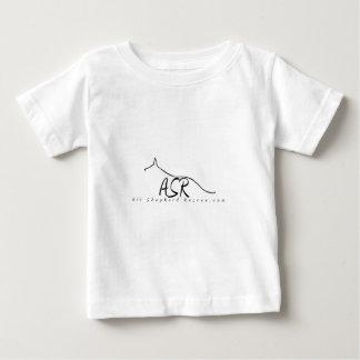 Las camisetas de los niños del radar de vigilancia