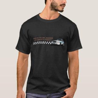 Las camisetas oscuras más finas de Checkerband