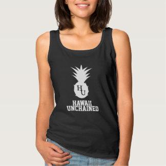 Las camisetas sin mangas de las mujeres