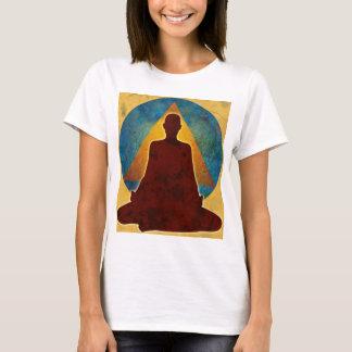 las camisetas sin mangas de las mujeres budistas
