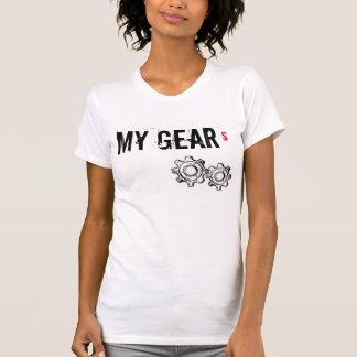 """Las camisetas sin mangas de las señoras, """"MIS"""
