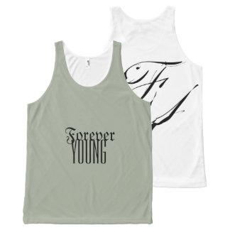 Las camisetas sin mangas de los hombres para