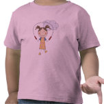 Las camisetas y los regalos de la cuerda de salto