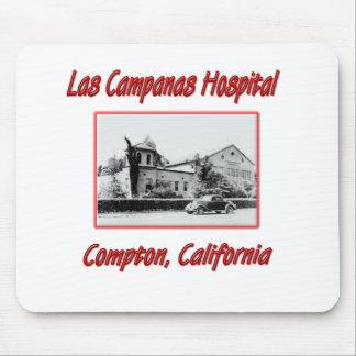 Las Campanas Hospital 1940's Mouse Pad