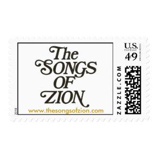 Las canciones de los sellos de Zion