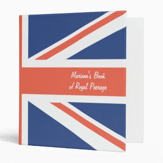 Las carpetas de Union Jack 2-Ring