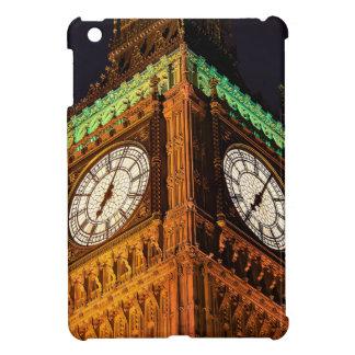 Las casas de la torre de reloj del parlamento,