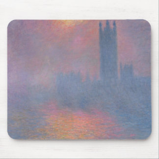 Las casas del parlamento Londres Tapete De Ratones