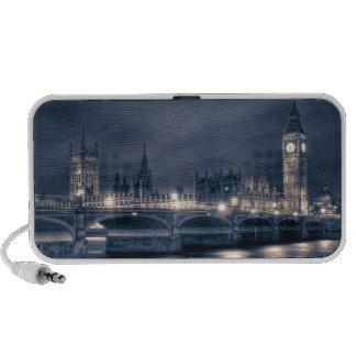 Las casas del parlamento, Westminster Londres Altavoces De Viajar